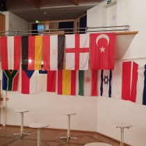 המדינות המשתתפות בפסטיבל