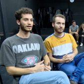 דניאל מורשת, אלון ליאור ויורם לוינשטיין בראיון לקשת 12 על משחק ועל בימוי בקהילה