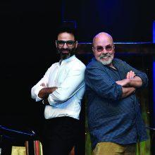 ראיון עם יורם לוינשטיין והישאם סולימאן, בוגר הסטודיו ומנהל השלוחה של הסטודיו בנצרת. חזון שהופך למציאות ❤️