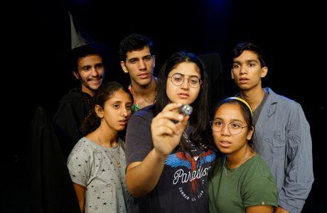 מכשפה – בביצוע קבוצת נוער דתי-חילוני