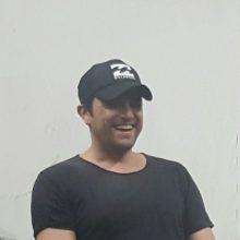 """השחקן עמוס תמם התארח בסטודיו לסדנת אמן עם סרטו """"הלומים"""""""