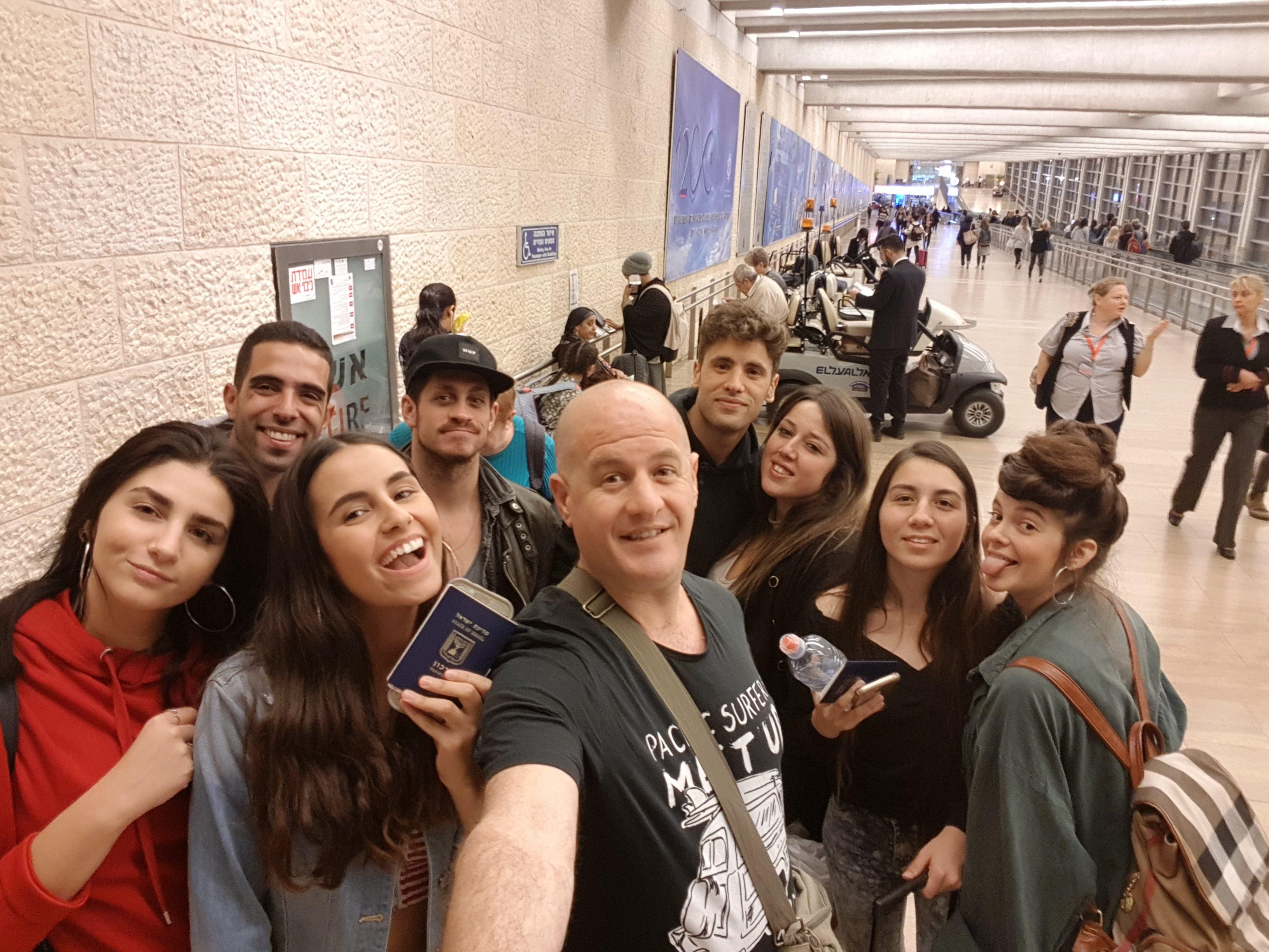 קבוצת נוער שכונת התקווה ייצגה את ישראל בפסטיבל בינלאומי בגרמניה