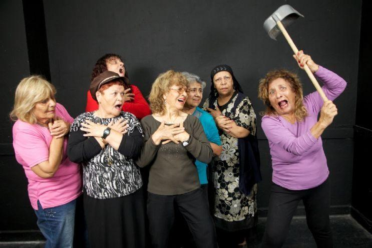 להגשים חלום – כתבה מאתר מוטק'ה על קבוצת גיל הזהב