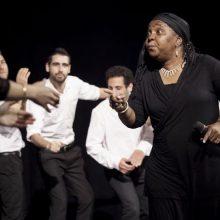 מקהלת הסטודיו בהדרכת אלישבע בת ישראל הופיעה במרכז עינב