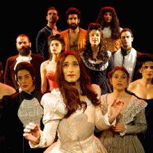 """הצלחה ענקית ל""""פרימה דונה: האשה הראשונה"""" בביצוע שחקני שנה ג' בפסטיבל בינ""""ל בבוסניה"""