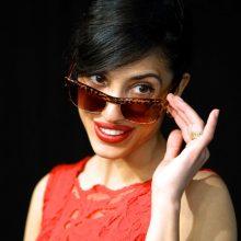 רעות אלוש, שחקנית שנה ג', השחקנית המבטיחה של מגזין טיים-אווט תל-אביב