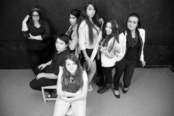 פי(פ)ט-אין – בהשתתפות קבוצת נערות שכונת התקווה