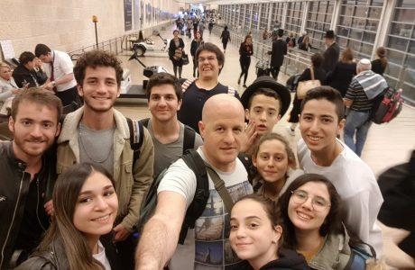 הצלחה גדולה לקבוצת הנוער הייצוגית של שכונת התקווה בפסטיבל בינלאומי בצ'כיה