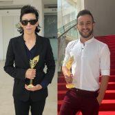 ברכות וחיבוקים לבוגרי הסטודיו אסי לוי ועופרי ביטרמן על זכייתם בפרסי התיאטרון הישראלי