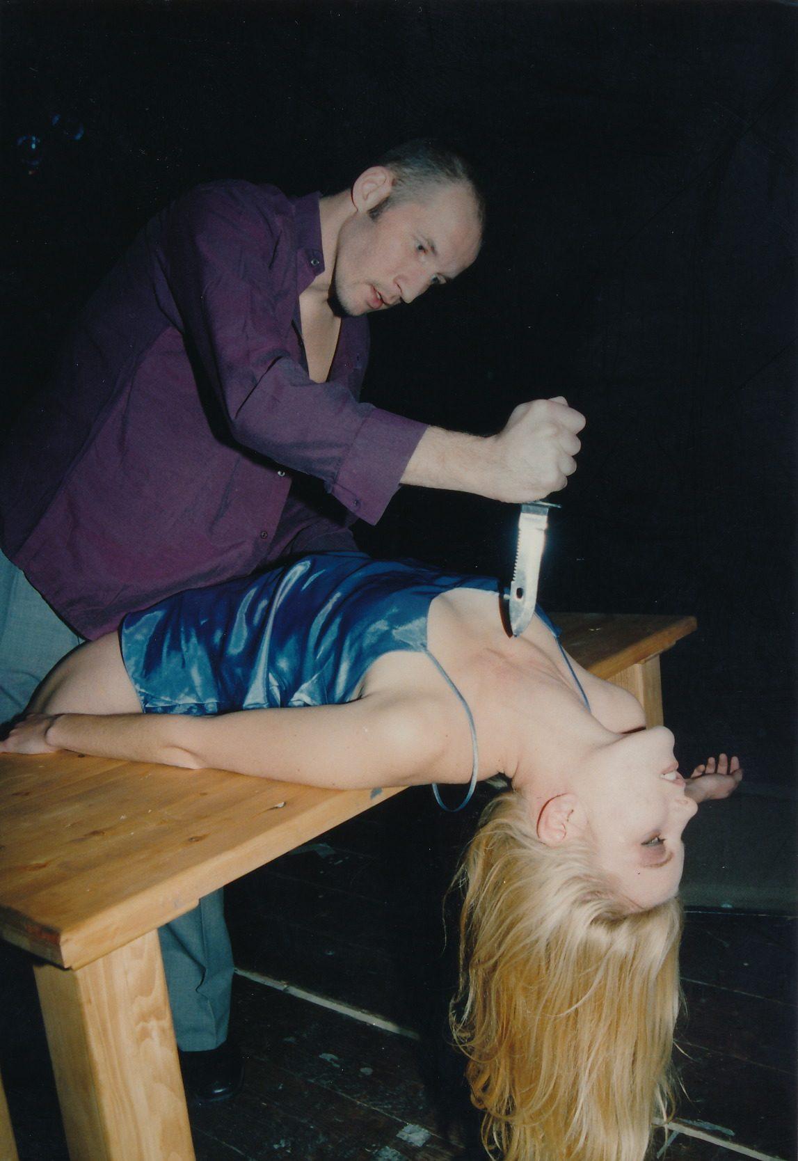אדמונד – מאת דייויד מאמט – מחזור 2001