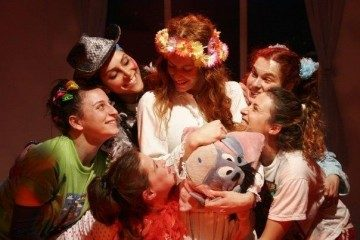 מסיבת פיג'מות – מאת גיל צרנוביץ – מחזור 2007