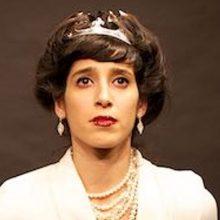 """ברכות ליהלי אלימלך, שחקנית שנה ג', לרגל זכייה בפרס השחקנית הטובה על תפקידה ב""""פדרה מאוהבת"""""""