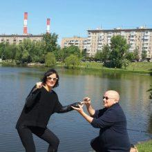 הצלחה גדולה במוסקבה לאנה קרנינה שלנו